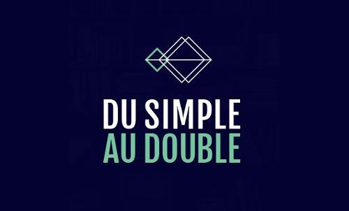 Du Simple au Double