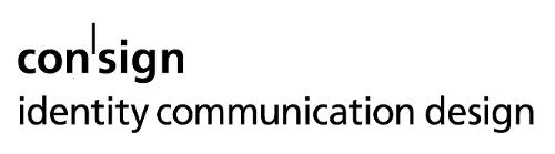 consign - identity communication design
