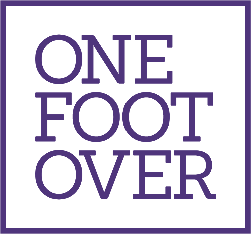 One Foot Over