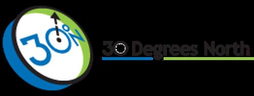 30 Degrees North
