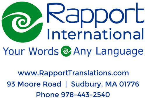 Rapport International Translations