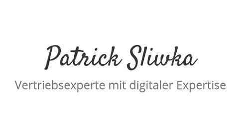 Patrick Sliwka - Coach & Berater