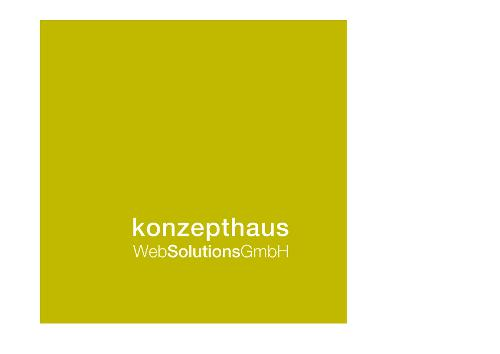 konzepthaus Web Solutions GmbH