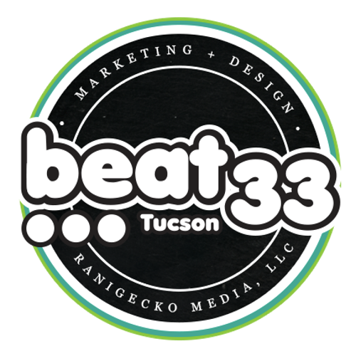 Beat33 Tucson Marketing + Design
