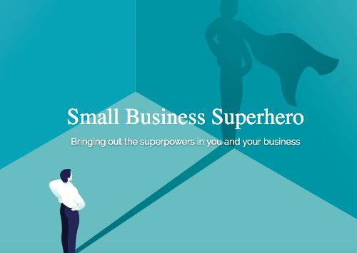 Small Business Superhero