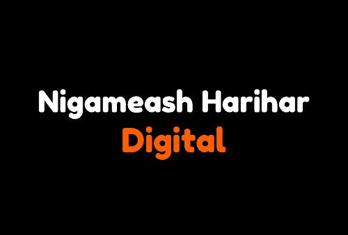 Nigameash Harihar Digital